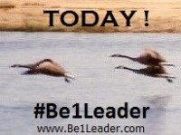 #Be1Leader